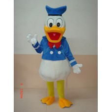 Donald Duck Adult Mascot Costume Hire
