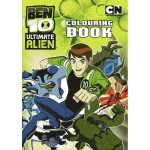 Ben 10 Colouring Book A4 48 Pages