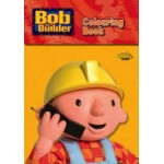 Bob The Builder 8 Page digital Colouring Book