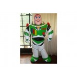 Buzz Lightyear Adult Mascot Costume Hire
