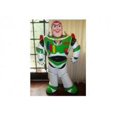 Buzz Lightyear Adult Mascot Costume Hire