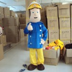 Fireman Sam Adult Mascot Costume Hire