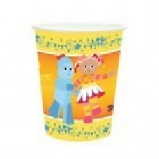 8 x In The Night Garden Disposable Cups