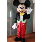 Mickey Mouse Adult Mascot Costume Hire
