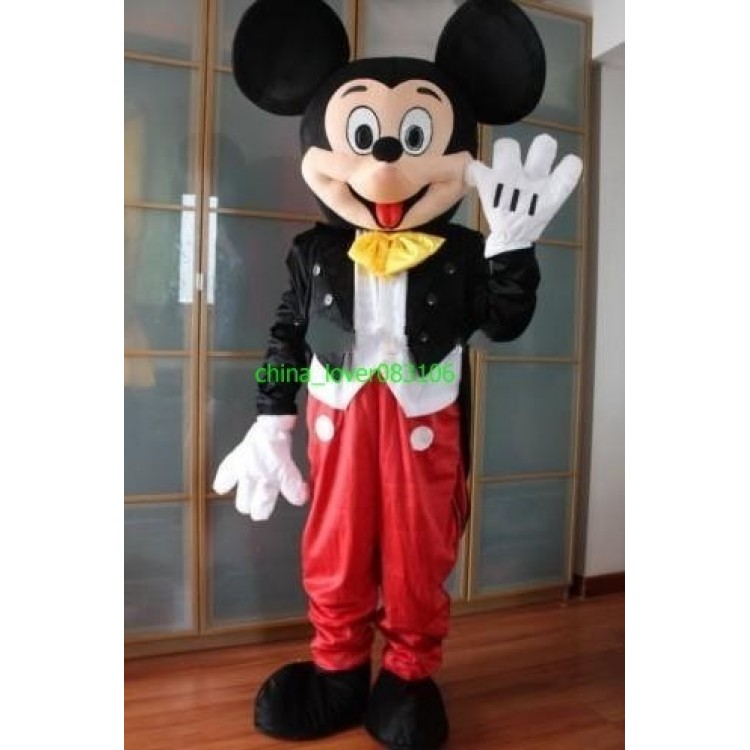 adult mickey mouse costume