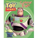 Toy Story: 00 Page A4  Digital Colouring Book