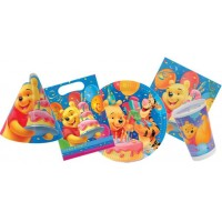 Winnie The Pooh Party Ware