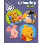 Winnie The Pooh 24 Page Colouring Book PDF